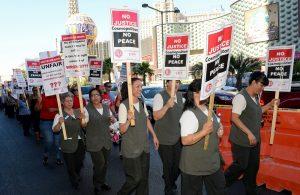Las Vegas strike