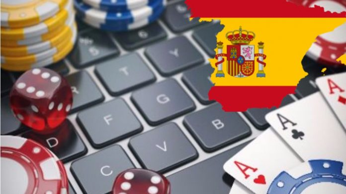 Spain's gambling revenue