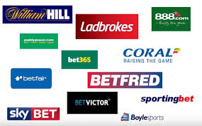 UK bookmakers