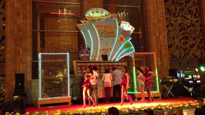 Cambodian Gambling Game