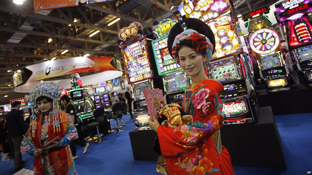 Japanese Gambling