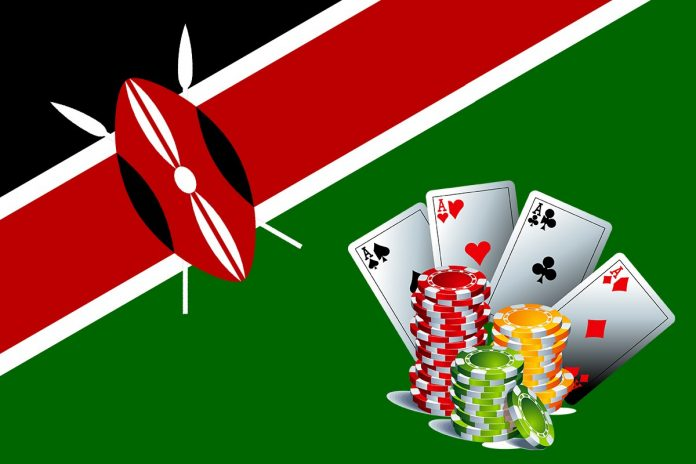 Kenya gaming tax