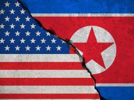 North Korea and U.S.