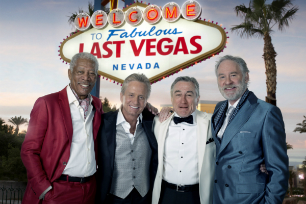 celebrities in Las Vegas