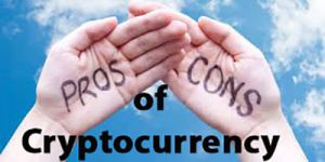 cryptocurrency disadvantages