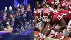 esports vs sports