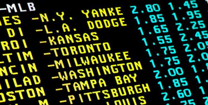 sport betting odds