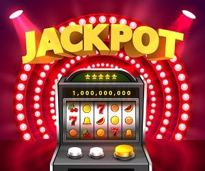 Large Jackpots on Slot Machines