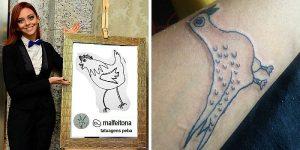 The Bad Tattoo Artist