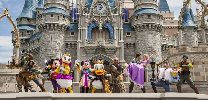Disney, Seminoles at War Over Gaming In Florida