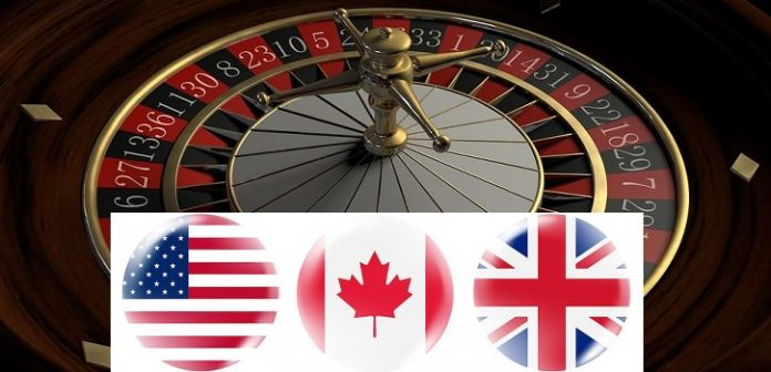 Gambling Earnings, Tax Comparison between the U.S., Canada, and the U.K.