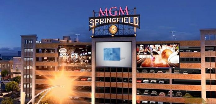 MGM Opens New Casino in Springfield, Mass.