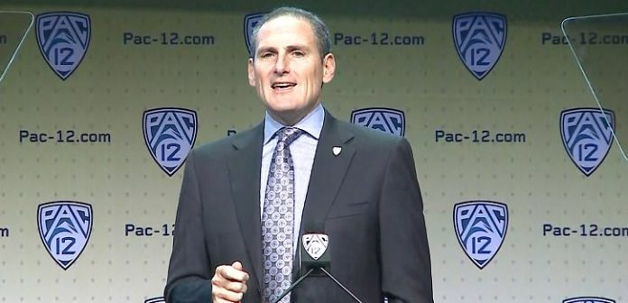 Pac 12 Commissioner on Legalization of Sports Betting
