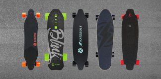 The Best Electric Skateboards On the Market