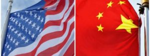 the trade war between the United States and China