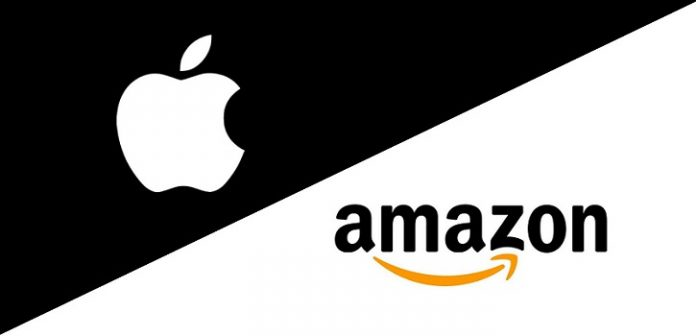 1 Trillion Company Race – Amazon Or Apple?