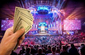 Gambling on Esports