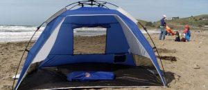 Genji Sports Instant Beach Star Tent