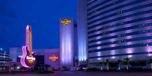 Hard Rock Hotel and Casino in Biloxi, Mississippi