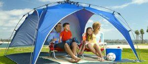 Lightspeed Outdoors Quick Beach Canopy Tent