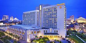 Sheraton Atlantic City Convention Center Hotel in Atlantic City, New Jersey