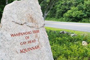 The Wampanoag Tribe