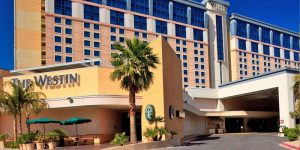 The Westin Casuarina Hotel, Casino and Spa in Las Vegas, Nevada