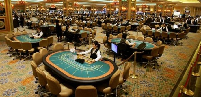 Gambling Revenues from Macau Rise in August