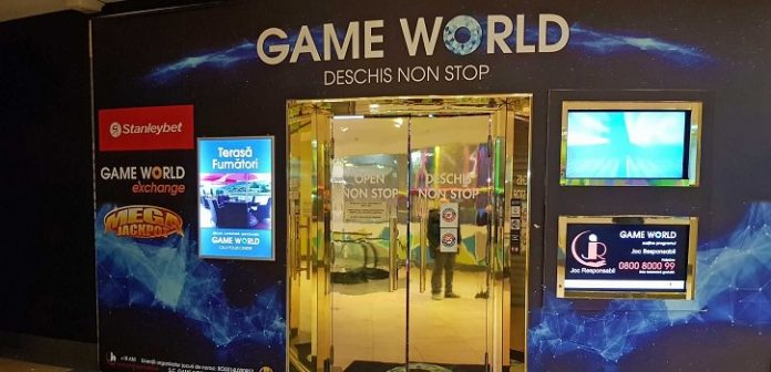 Game World Completes 19 Years of Gambling In Romania