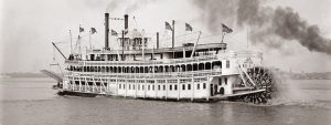 Brief history of river boat casinos