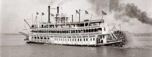 Brief history of river boat casinos