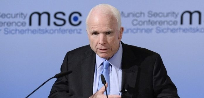 John McCain: Loved Gambling, Not a Fan of Sports Betting