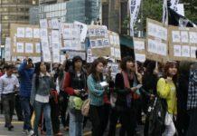 Macau Casino Workers Protest Casino Treatment