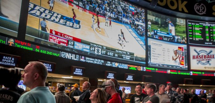 West Virginia sees over $600,000 is first weekend sports bets