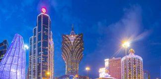 Macau casino Skyline