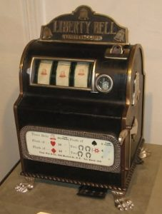 Liberty Bell poker machine