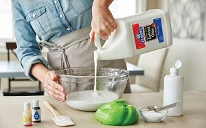 Slime and the Glue Shortage