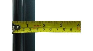 Thickness of HDTV is Important