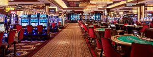 casino size