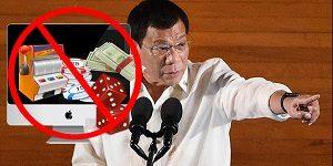 Duterte and Gambling