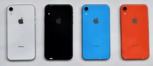 iPhone Color Variants