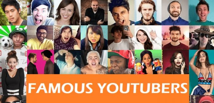 Most Famous YouTubers