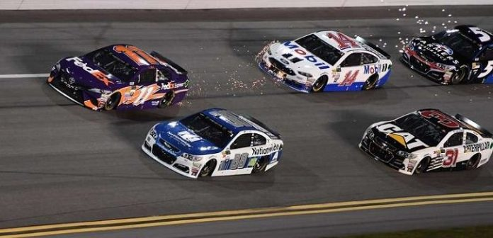 NASCAR Ponders Gaming at Tracks