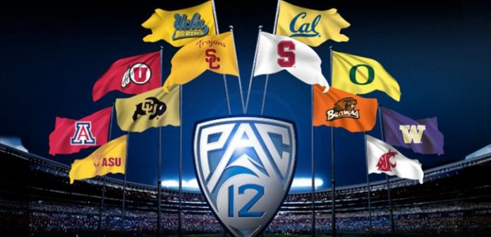 Pac 12 Betting Preview, Week 5
