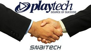 Playtech and Snaitech
