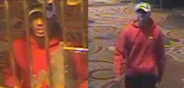 Police Seek ID of Suspect Who Robbed Thousands from Casino