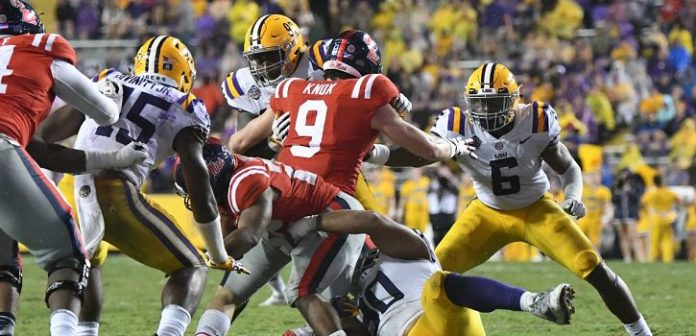 SEC Betting Preview, Week 5