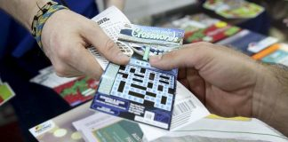 Study: Lottery Is Most Popular Game for Australians