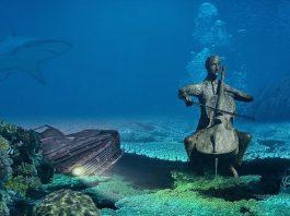 Underwater Sculpture Gardens