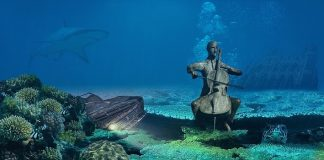 Underwater Sculpture Gardens